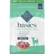 Blue Buffalo Basics Limited Ingredient Grain-Free Formula Lamb & Potato Recipe Small Breed Adult Dry Dog Food, 11-lb bag