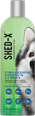 Shed-X Dermaplex Shed Control Nutritional Supplement for Dogs