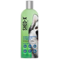 Shed-X Dermaplex Shed Control Nutritional Supplement for Dogs, 32-oz bottle