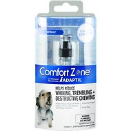 Comfort Zone Adaptil Calming Dog Spray, 60-ml bottle