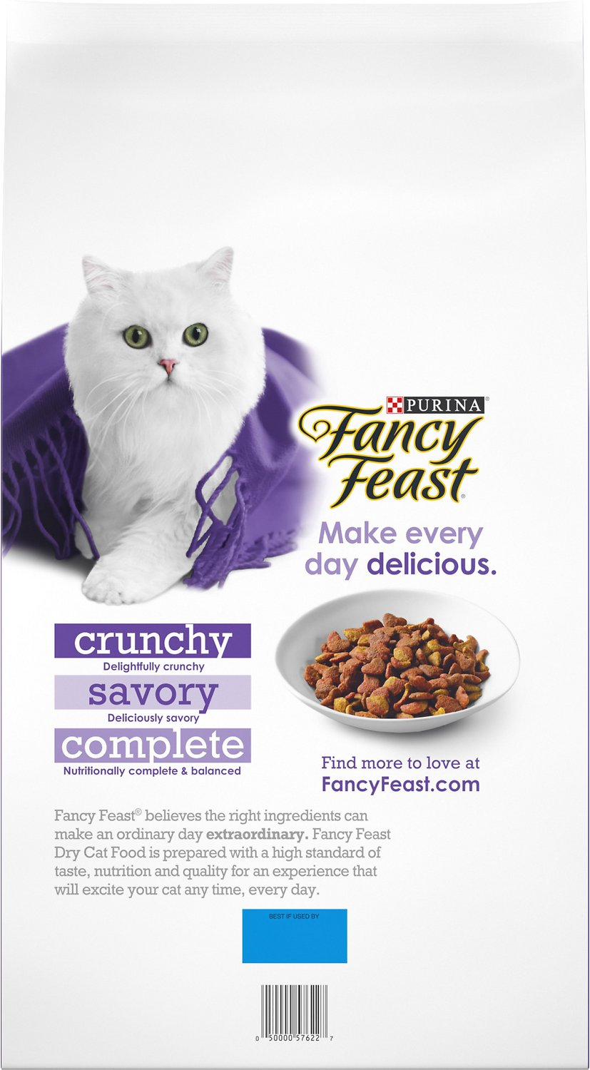 Fancy Feast Gourmet Dry Cat Food