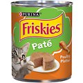Friskies Classic Pate Poultry Platter Canned Cat Food