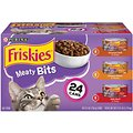Friskies Meaty Bits Variety Pack Canned Cat Food