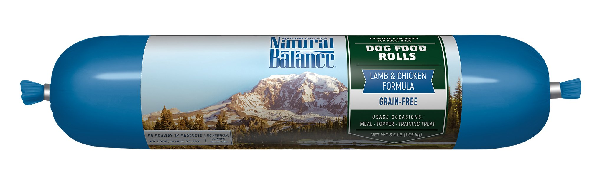 Natural Balance Dog Food Roll Lamb Formula Reviews