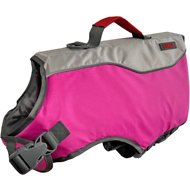 KONG AquaFloat Dog Flotation Vest, Pink, Large