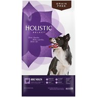 Holistic Select Adult Health Deboned Turkey & Lentils Recipe Grain-Free Dry Dog Food, 26-lb bag