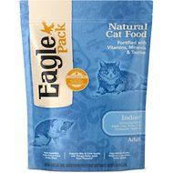 Eagle Pack Indoor Adult Dry Cat Food, 5.9-lb bag