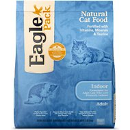 Eagle Pack Indoor Adult Dry Cat Food, 12-lb bag
