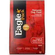 Eagle Pack Large & Giant Breed Adult Dry Dog Food, 30-lb bag
