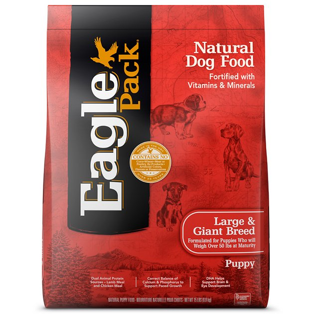 Eagle Pack Dog Food Large Breed Puppy