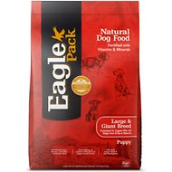 Eagle Pack Large & Giant Breed Puppy Dry Dog Food, 30-lb bag