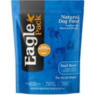 Eagle Pack Small Breed Chicken Meal & Pork Meal Formula Dry Dog Food, 6-lb bag