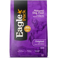 Eagle Pack Original Adult Lamb Meal & Brown Rice Formula Dry Dog Food, 30-lb bag
