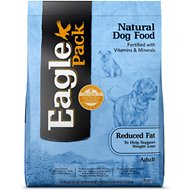 Eagle Pack Reduced Fat Adult Dry Dog Food, 15-lb bag
