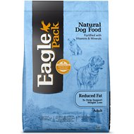 Eagle Pack Reduced Fat Adult Dry Dog Food, 30-lb bag