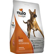 Nulo Freestyle Turkey & Sweet Potato Recipe Grain-Free Adult Dry Dog Food, 11-lb bag