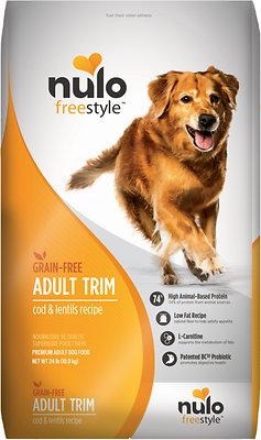 3. Nulo Freestyle Grain-Free Adult Trim Dry Dog Food