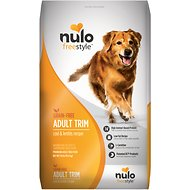Nulo Freestyle Cod & Lentils Recipe Grain-Free Adult Trim Dry Dog Food, 24-lb bag