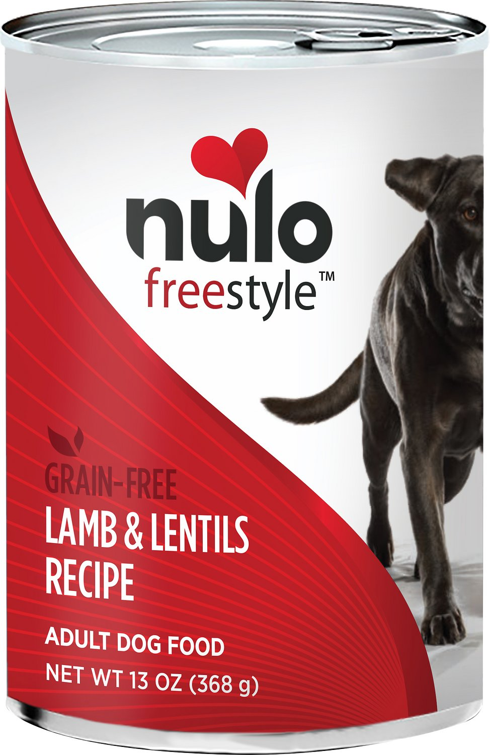 Nulo Freestyle Lamb Lentils Recipe Grain Free Canned Dog Food 13