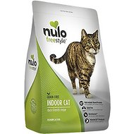 Nulo Freestyle Duck & Lentils Grain-Free Indoor Dry Cat Food, 12-lb bag