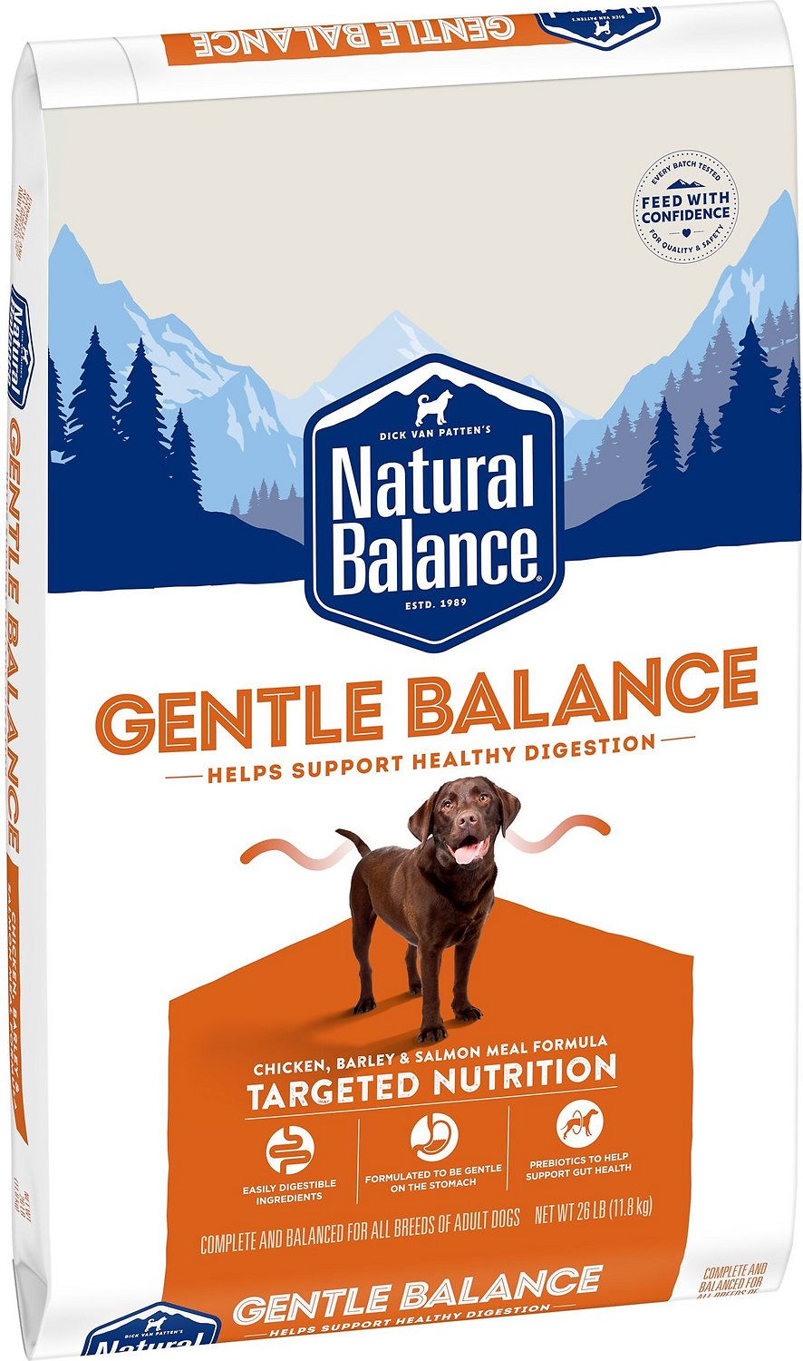 Natural Balance Synergy Formula Dry Dog Food 26 Lb Bag Chewycom