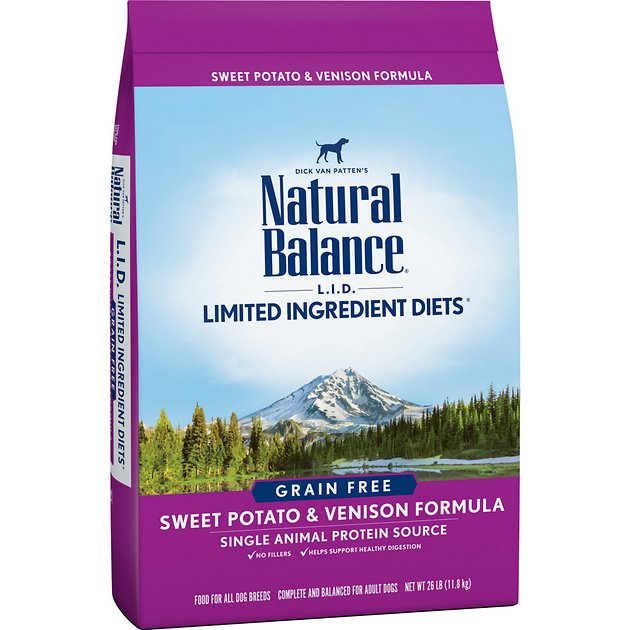 Natural Balance Venison Dry Cat Food