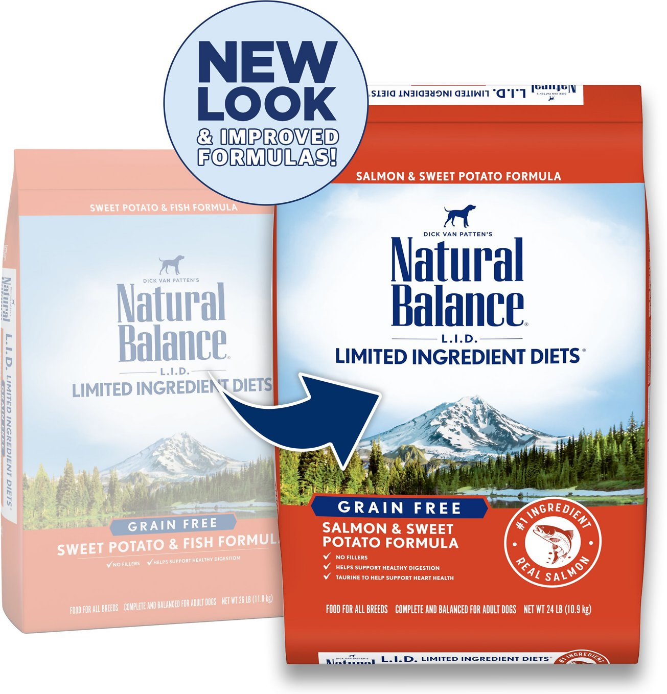 Cat Food Balance Van Natural Pattens Dick
