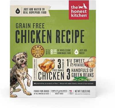 The Honest Kitchen Force Dog Food Reviews Wow Blog