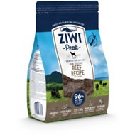 ZiwiPeak Air-Dried Beef Dog Food, 2.2-lb bag