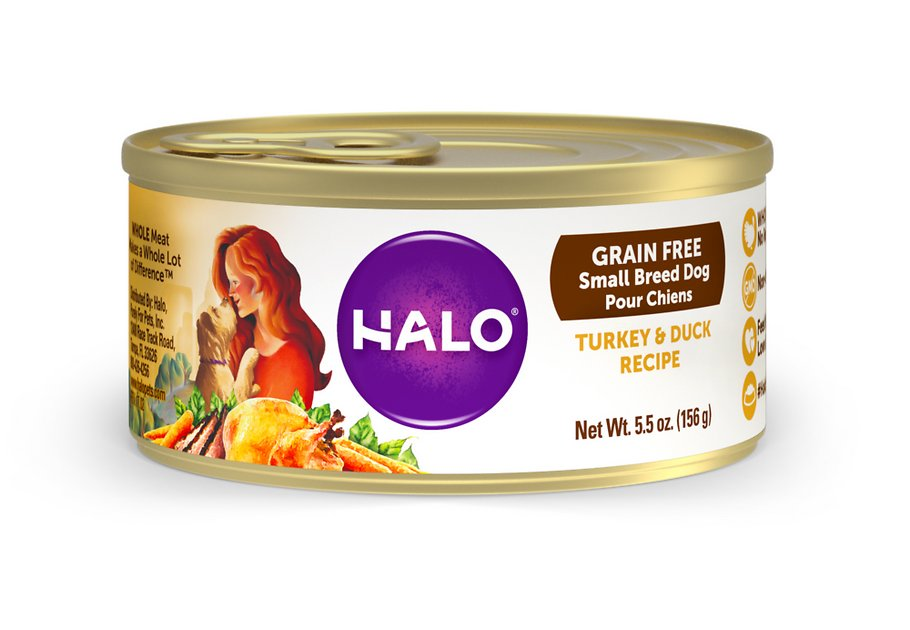 Halo Canned Dog Food
