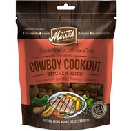 Merrick Kitchen Bites Cowboy Cookout Grain-Free Biscuits Dog Treats