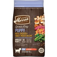 Merrick Grain-Free Puppy Recipe Dry Dog Food, 25-lb bag
