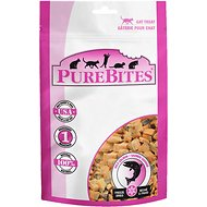 PureBites Salmon Freeze-Dried Raw Cat Treats, 0.92-oz bag