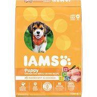 Iams ProActive Health Smart Puppy Original Dry Dog Food, 15-lb bag