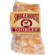 "Smokehouse USA 4-5"" Toobles Trachea Bone Dog Treats, 4 to 5-in chew, 1 count"