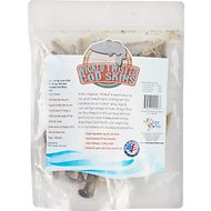 Chasing Our Tails Wicked Twisted Cod Skins Dog & Cat Treats, 4-oz tube
