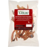 Nature's Logic Beef Tendon Dog Treats, 1-lb bag