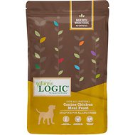 Nature's Logic Canine Chicken Meal Feast Dry Dog Food, 15.4-lb bag