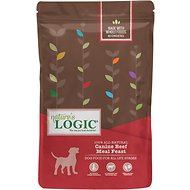 Nature's Logic Canine Beef Meal Feast Dry Dog Food, 15.4-lb bag