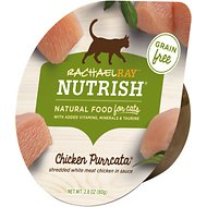 Rachael Ray Nutrish Chicken Purrcata Natural Grain-Free Wet Cat Food, 2.8-oz, case of 24