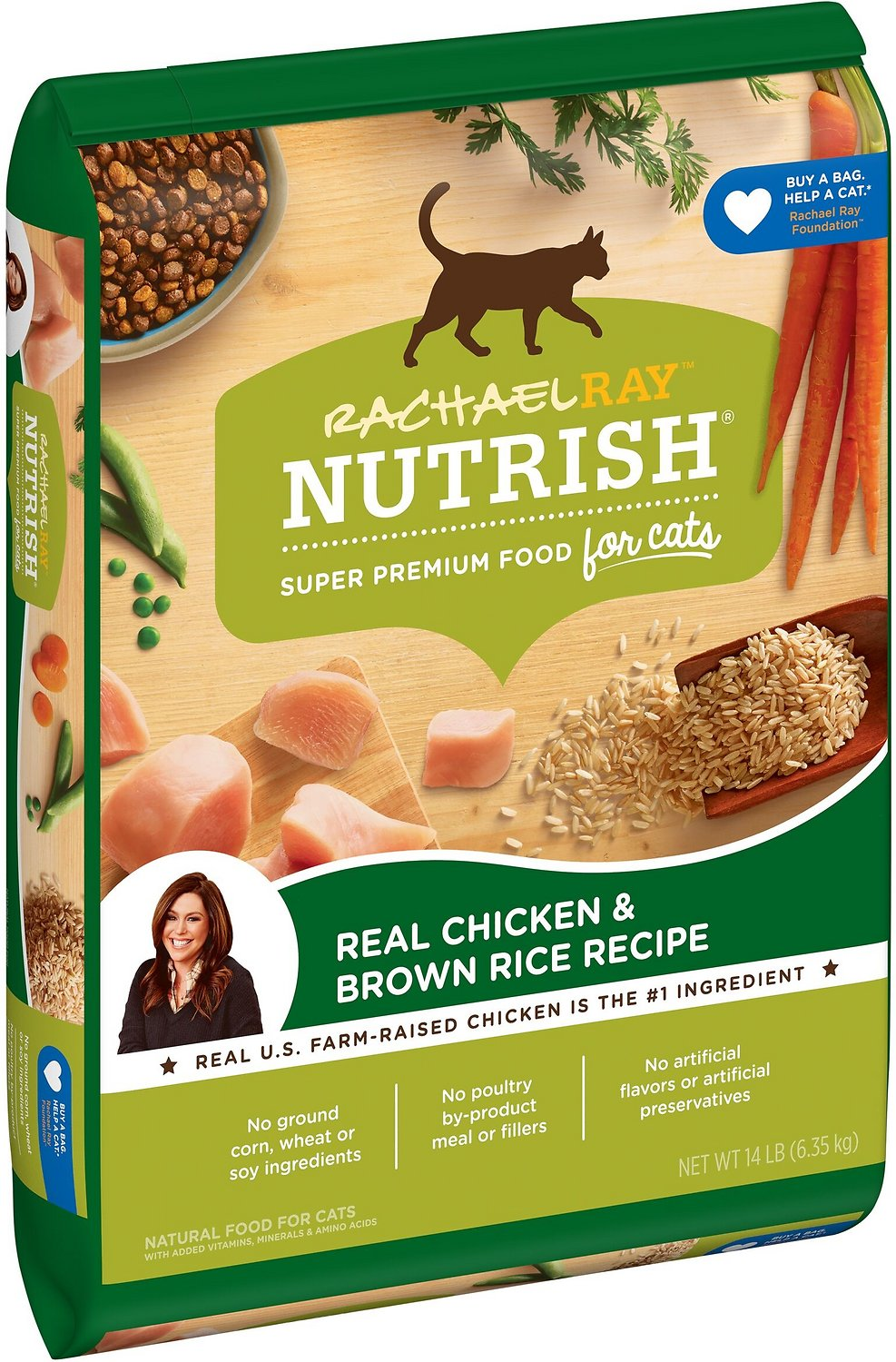 Rachael Ray Nutrish Dry Cat Food Reviews