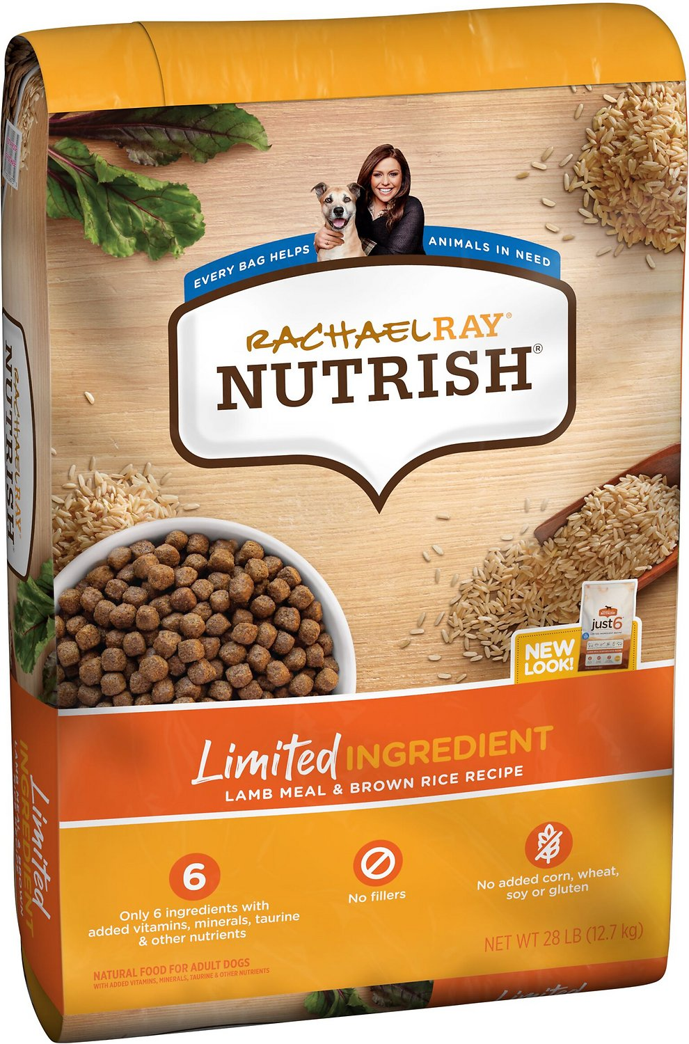 Rachael Ray  Ingredient Dog Food