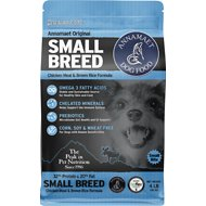 Annamaet Original Small Breed Formula Dry Dog Food, 4-lb bag