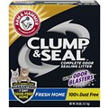 Arm & Hammer Litter Clump & Seal Scented Clumping Clay Cat Litter