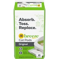 Tidy Cats Breeze Cat Pads, 10 pack