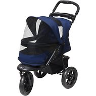 Pet Gear AT3 No-Zip Pet Stroller, Midnight River