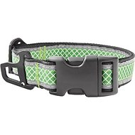 Kurgo Reflect & Protect Dog Collar, Green, Medium