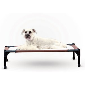 K&H Pet Products Self-Warming Elevated Dog Bed