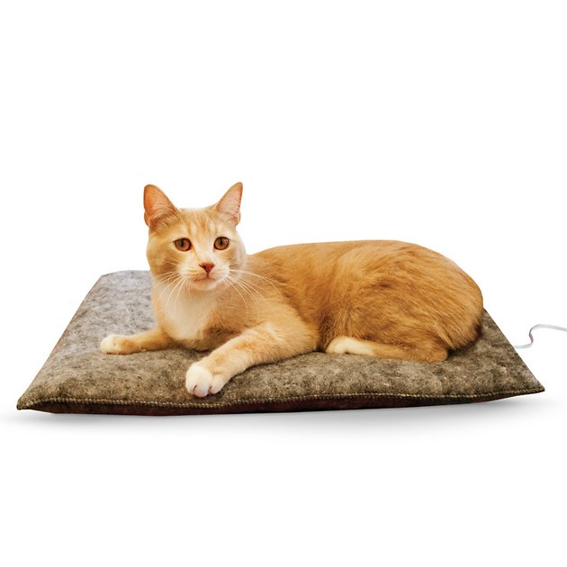 K&H Pet Products Heated Amazin' Kitty Pad by K&H Pet Products