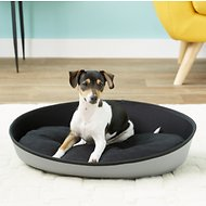 K&H Pet Products Mod Sleeper Pet Bed, Gray, Medium